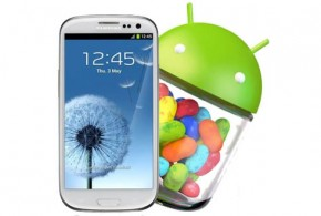 Android 4.1 Jelly Bean pe Samsung Galaxy S3