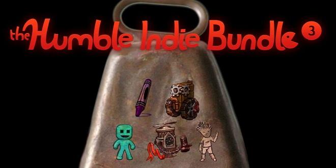 Humble Bundle 3 a fost lansat