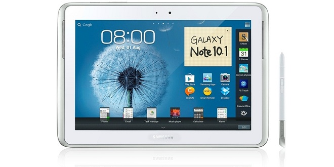 Review Samsung Galaxy Note 10.1 Wi-Fi
