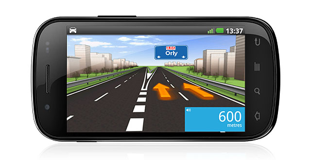 TomTom pentru Android