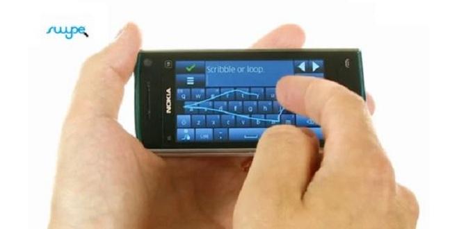 Tutorial-tastatura-Swype-Android