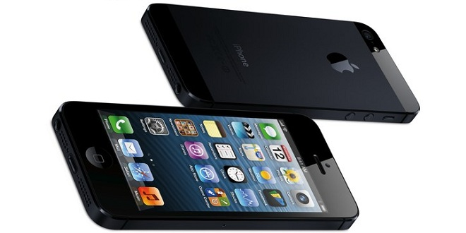 Buguri iPhone 5
