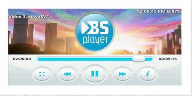 BSPlayer pentru Android