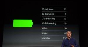 Evolutia acumulatorilor iPhone, pusa pe standby de catre Apple