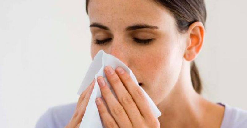 alergii
