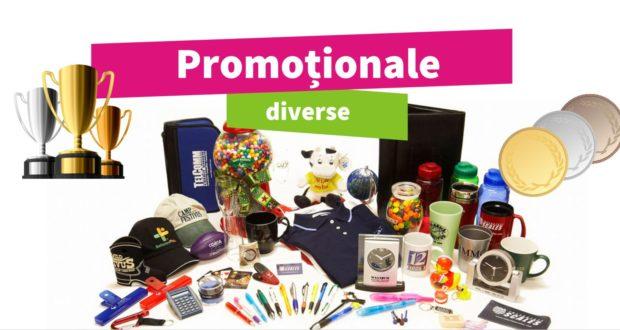 Cele mai cautate produse promotionale