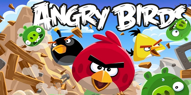 Angry Birds pentru Android