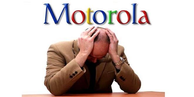 Google concediaza aproximativ 4000 de angajati de la Motorola