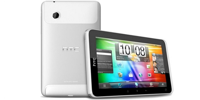 HTC lucreaza la o tableta proprie