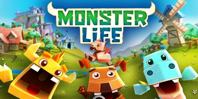 Review Monster Life Android