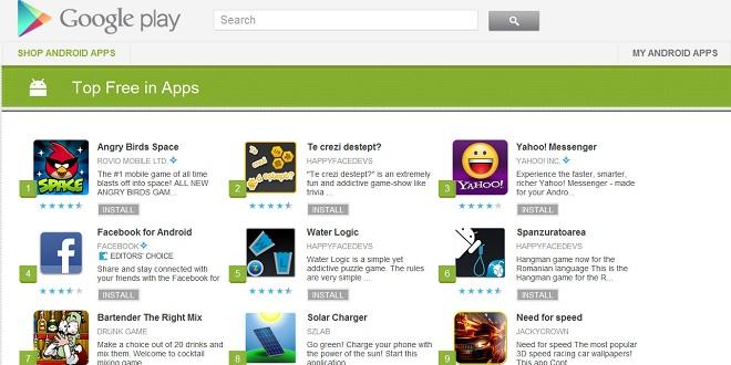 Top 10 cele mai utile aplicatii Android