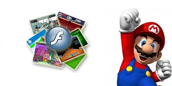 Jocurile flash au evoluat foarte mult in ultimul timp