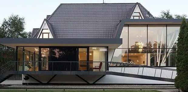 De ce construim case cu structura usoara?