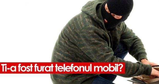 Ce trebuie sa faci daca telefonul ti-a fost furat sau pierdut?